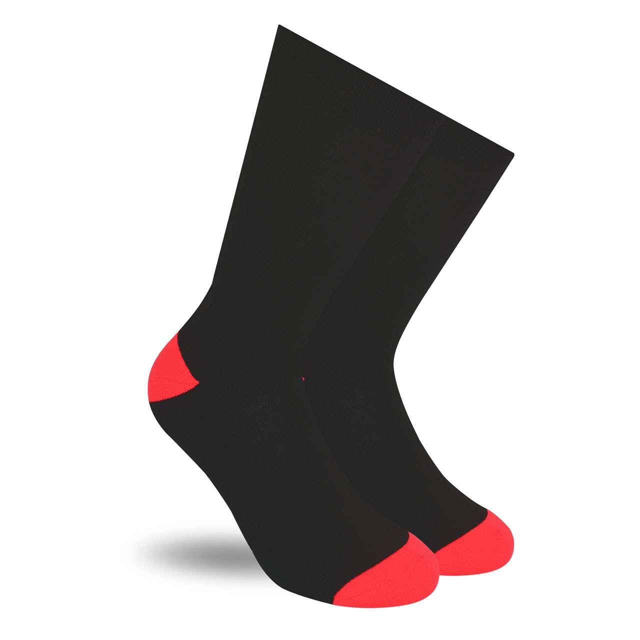 calcetin-skunk-socks-negro-rojo