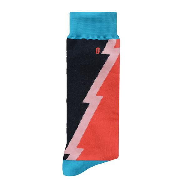 Bowie Calcetín con Diseño Original