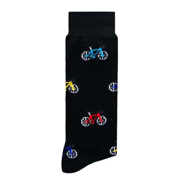 Bicicletas Calcetin Estampado