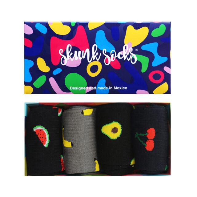 Paquete 1 Calcetines Diseños Divertidos