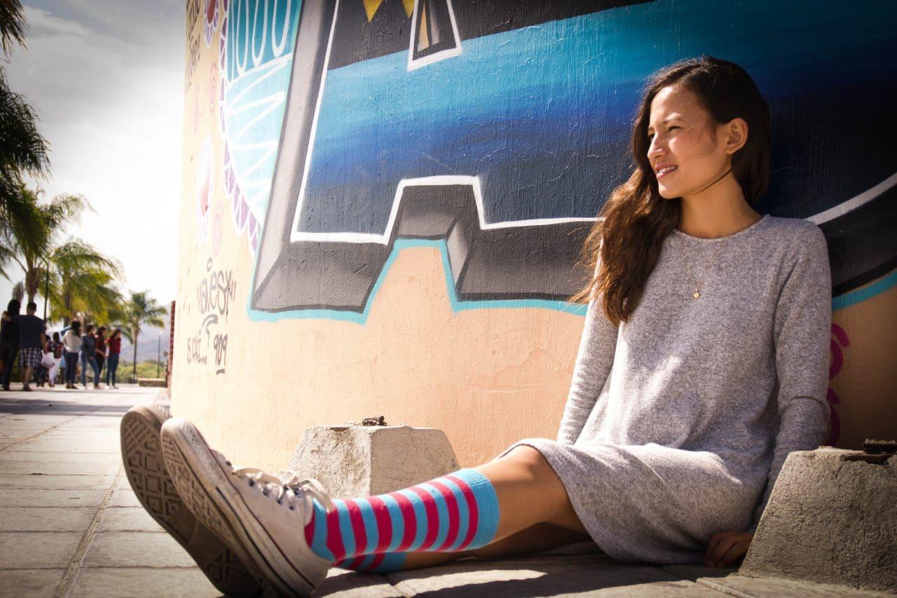 12 Calcetines con Diseños Originales